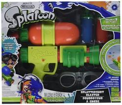 World of Nintendo Splatoon Splattershot Ink Blaster Toy - $35.73