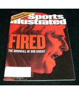 SPORTS Illustrated Rivista Settembre 18 2000 Indiana Hoosier Bobby Bob K... - $9.34