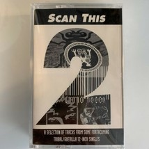 Tribal Guerilla Artists Scan This 2 (Cassette) New Sealed - $9.89