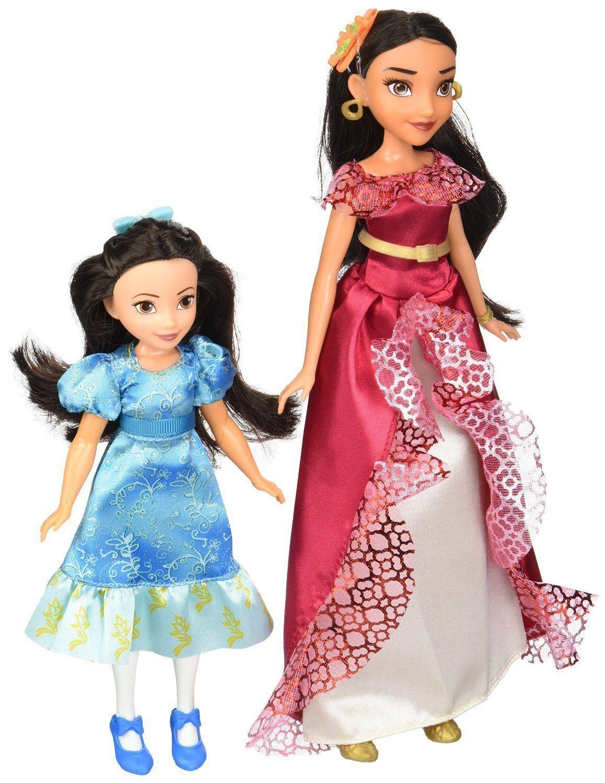 Image 0 of Disney Elena of Avalor & Princess Isabel Doll 2-Pack Set, Hasbro, 3+