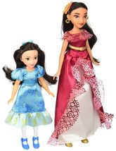 Disney Elena of Avalor & Princess Isabel Doll 2-Pack Set, Hasbro, 3+ - €25,81 EUR