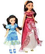 Disney Elena of Avalor & Princess Isabel Doll 2-Pack Set, Hasbro, 3+ - $29.39