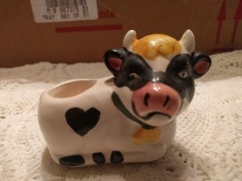 Holstein Cow Toothpick Holder - $5.45