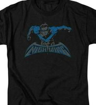 Nightwing t-shirt DC Comics Robin Dick Grayson graphic cotton tee BM2468 image 3