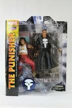 Marvel Select The Punisher Especial Coleccionistas Edición Figura Acción... - $24.73
