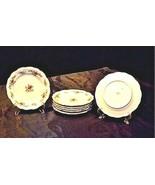 Bavarian German China Johann Haviland (Dessert Plates) AB 55-CNo. 95 Vi... - $89.95