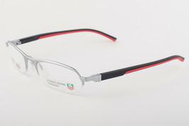 Tag Heuer 823 002 Automatic Black Red Eyeglasses TH823-002 52mm - $224.42