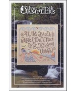 Taking It E-Sea cross stitch chart Silver Creek... - $9.00