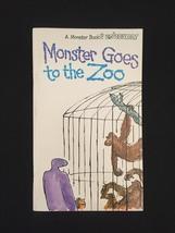 "Vintage 1973 Set of 3 ""Monster"" books from Bowmar image 8"