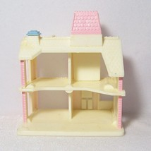 PLAYSKOOL Victorian House 1990 Miniature Dollhouse Furniture Toy Vtg Pla... - $14.00
