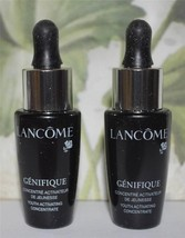 LANCOME Genifique Youth Activating Concentrate Lot of 2 GWP Size = Total... - $39.26