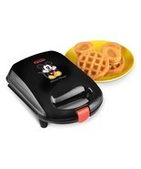 Disney DCM-9 Mickey Mini Waffle Maker non stick electric waffle maker - €21,03 EUR