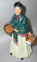 """Royal Doulton """"The Orange Lady"""" HN1953 Figurine in MINT Condition - $64.35"""