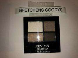 Revlon Colorstay 16 Hour Eye Shadow #555 Moonlit NEW  Factory Sealed - $9.89
