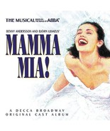 The Musical based on the music of ABBA ~ MAMMA MIA! ~ Decca Broadway OST... - $2.96