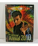 The Official Doctor Who Annual 2010 By BBC The Last Annual! - $7.69