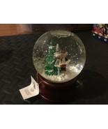 WARNER BROS BUGS BUNNY & SYLVESTER MUSICAL SNOW GLOBE COLLECTIBLE - NEW - $29.99