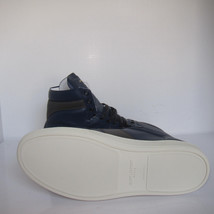 M Hi Sneakers New Size US Gray Blue Saint 41 1681 Shoe Marked Laurent Top 8 C gYHq8Owf