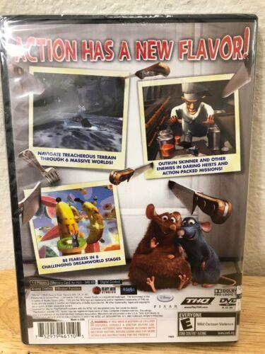 Disney Ratatouille (Sony Playstation 2, 2007) image 2