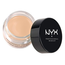 NYX Above & Beyond Full Coverage Concealer CJ01 Procelain - $4.90