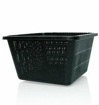 Active Aqua Hydrofarm Hg9Sqbk 9-Inch Square Basket, Bag of 24 - $47.61