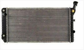 RADIATOR GM3010362 CUC1031 FOR 90 91 92 CHEVROLET LUMINA V4 2.5L W/O-AC PT/AC image 2
