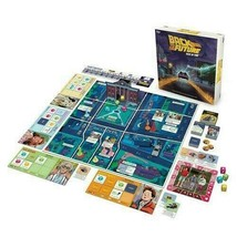 Funko Back To The Future - Back In Time Strategy Board Game - $23.99