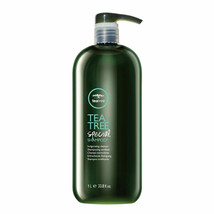 New PAUL MITCHELL TEA TREE SPECIAL SHAMPOO 33.8oz Liter factory sealed - $26.81