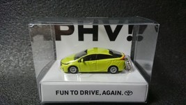 Toyota New Prius Phv Light Keychain Lime Green Not Sold In Store - $24.03