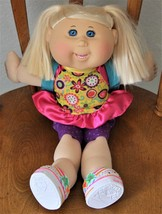 Sketchers Cabbage Patch Kids Doll Toy CPK Twinkle Toes Light Up Shoes Ba... - $39.88