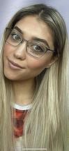 New MICHAEL KORS MK 1003 2510 52mm Bronze Women's Eyeglasses Frame - $99.99
