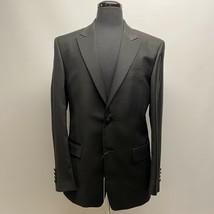 J-666120 New Versace Collection Black 2-Piece Suit Jacket Size 48 US 38 ... - $371.02