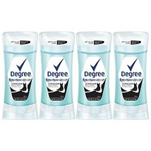 Degree UltraClear Black + White Antiperspirant Deodorant 2.6 oz, 4 count - $19.12