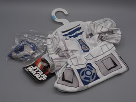 Star Wars Halloween R2-D2 Pet Dog Costume Size S NWT - €8,57 EUR