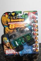 Marvel Regener8'rs The Incredible Hulk Action Figure Collection - NIP - $9.90