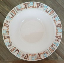 """Replacement MCM Taylor Smith & Taylorstone VTG Atomic Serving Bowl: 9.5""""Wx2.25""""D - $23.71"""