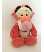 "DISNEY Winnie the Pooh orange CHUNKY TIGGER 23"" large jumbo plush - $23.36"