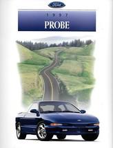 1997 Ford PROBE sales brochure catalog 97 US GT V6 - $8.00