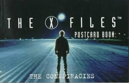 X-Files Postcard Book Not Available - $12.33