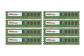 MemoryMasters 16GB (8x2GB) DDR3-1600MHz PC3-12800 ECC UDIMM 2Rx8 1.35V Unbuffere - $98.85