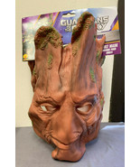 GROOT GUARDIANS OF THE GALAXY 3/5 TEEN/ADULT LATEX MASK - $23.71