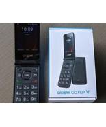 LG Classic Flip TracPhone w/1200 Mins Talk/1200 Texts/1.2GB Data w/Tripl... - $48.51