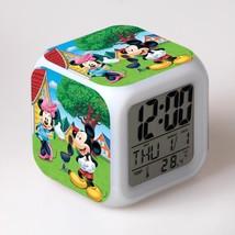 Mickey Mouse Movie #19 Led Alarm Clock Figures LED Alarm Clock - $25.00