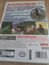 Nintendo Wii Rapala: Tournament Fishing - Complete image 4