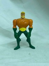 Fast Food Toy McDonald's Action Figure Aquaman DC Comics 2010 - $0.98