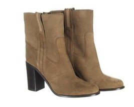 271c54cf3734 Kate Spade BAISE Brown High Heel Suede Booties Boots Size 10.5 -  137.99