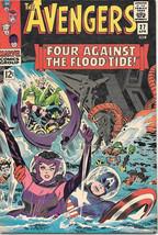 The Avengers Comic Book #27, Marvel Comics 1966 FINE+ - $42.49