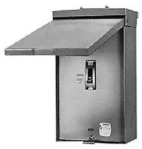 TJ400R Circuit Breaker Enclosure - Type 3R Encl, 400 Amp, Surface - $605.39