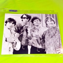 RARE THE MONKEES MUSIC SUPERSTAR 8 X 10 PROMO PHOTO PRINT - $4.46