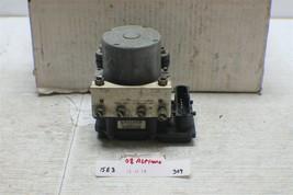2007-2009 Nissan Altima ABS Pump Control OEM 47660JA000 Module 309 15E3 - $9.89